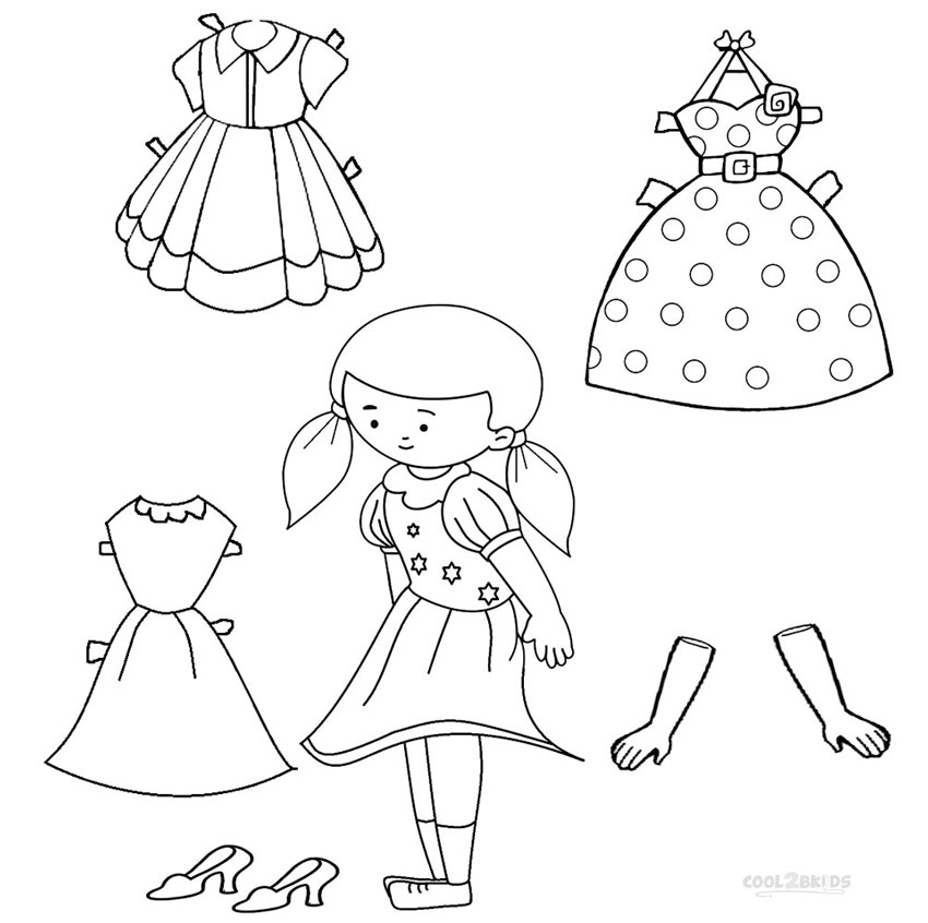 Paper Doll Drawing at GetDrawings Free for personal use Paper - paper doll template