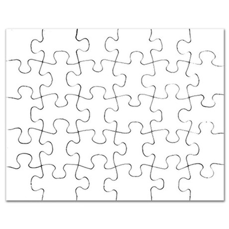 Puzzle Piece Drawing at GetDrawings Free for personal use