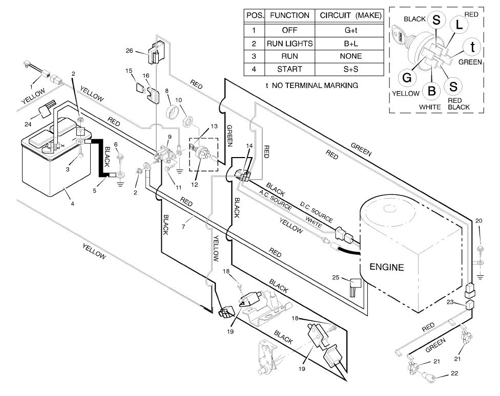 commercial mower engine diagram get free image about wiring diagram