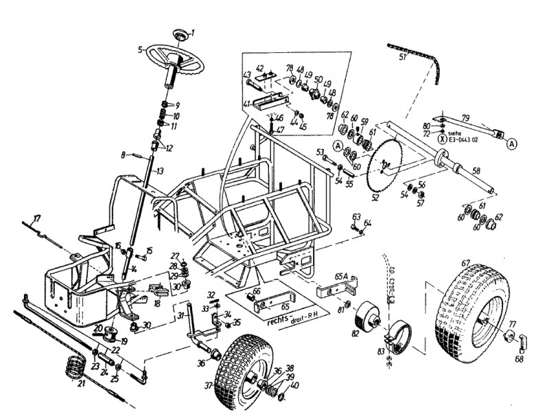 yard machine lawn mower engine diagram