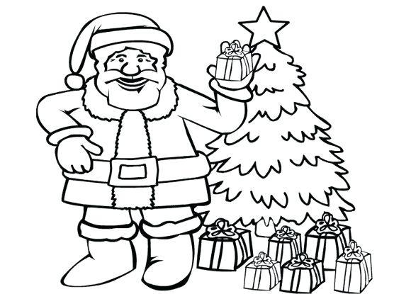 Santa Claus Drawing Images at GetDrawings Free for personal
