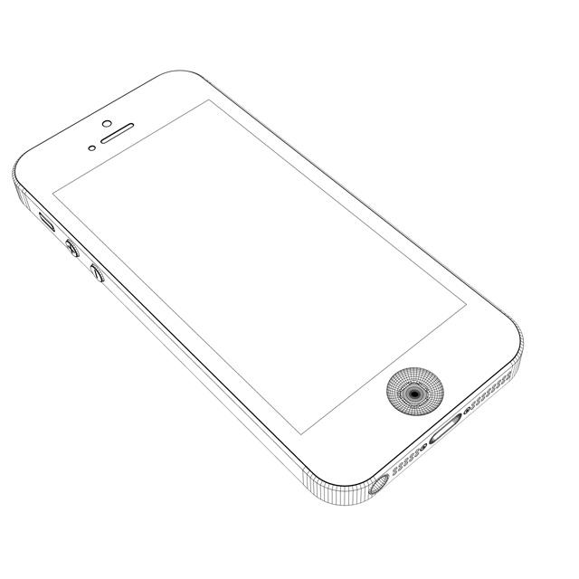 3d brain iphone an