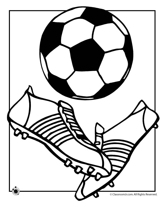 Soccer Ball Drawing Template at GetDrawings Free for personal