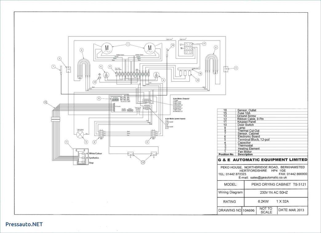 basic camper wiring diagram