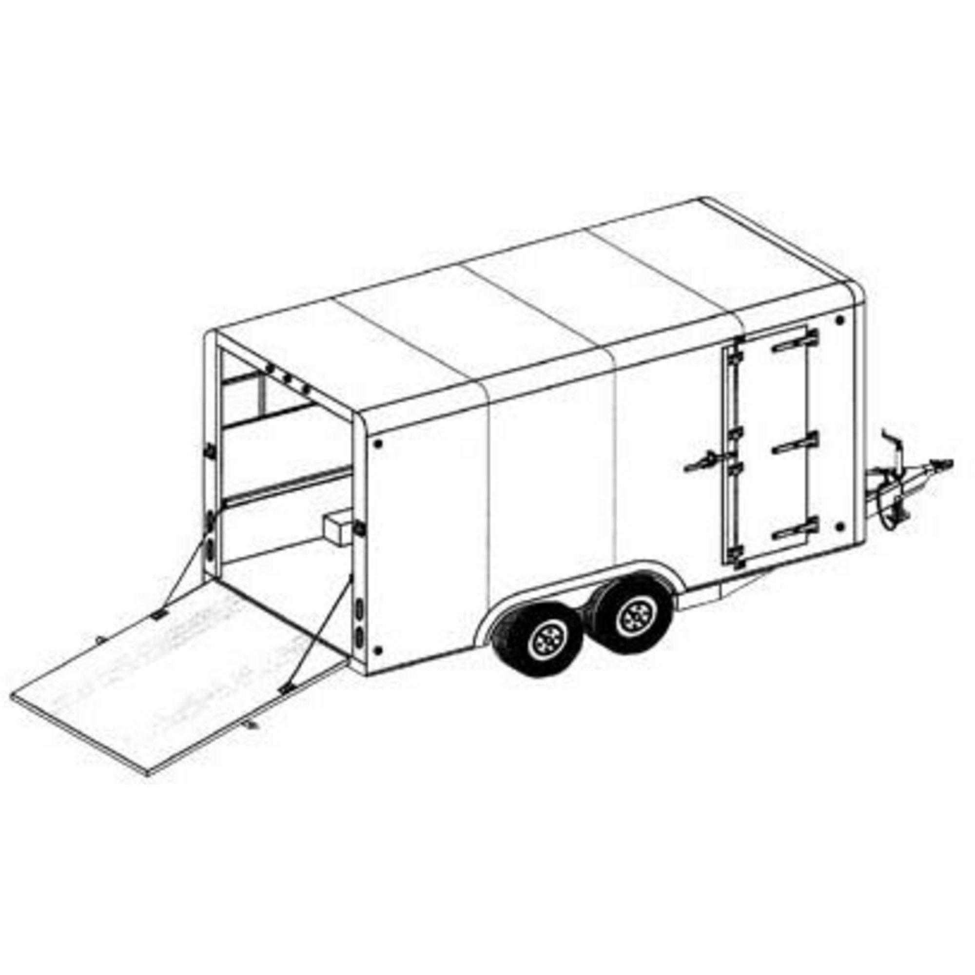 5 wire motorcycle trailer Schaltplang