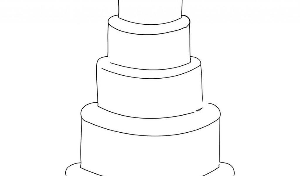 Wedding Cake Template Printable 7 best images of wedding c