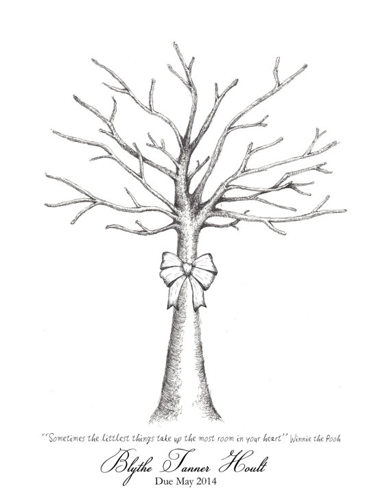 Wedding Tree Drawing at GetDrawings Free for personal use