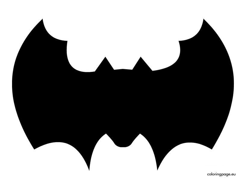 Bat Silhouette Printable at GetDrawings Free for personal use