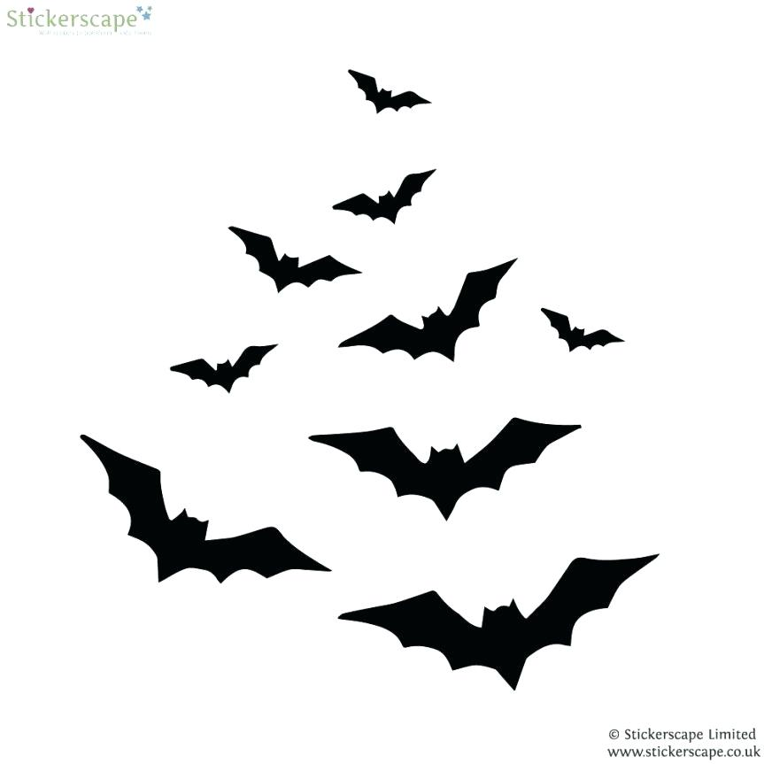 Bat Silhouette Template at GetDrawings Free for personal use
