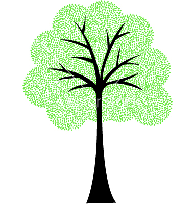 Family Tree Silhouette Vector at GetDrawings Free for personal