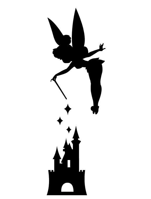 Free Disney Princess Silhouette Printables at GetDrawings Free