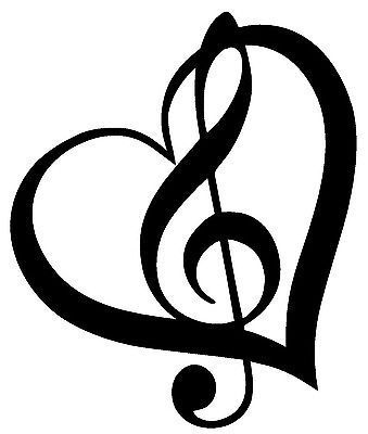 Treble Clef Silhouette at GetDrawings Free for personal use - treble clef template