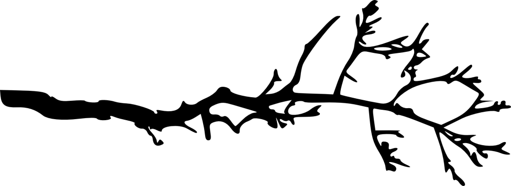 Tree Branch Silhouette Clip Art At Getdrawingscom Free
