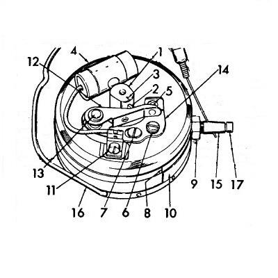 Distributor Wiring Diagram - Wiring Diagram Database