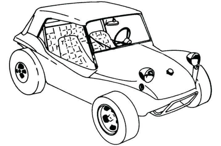 dune buggy light Schaltplang