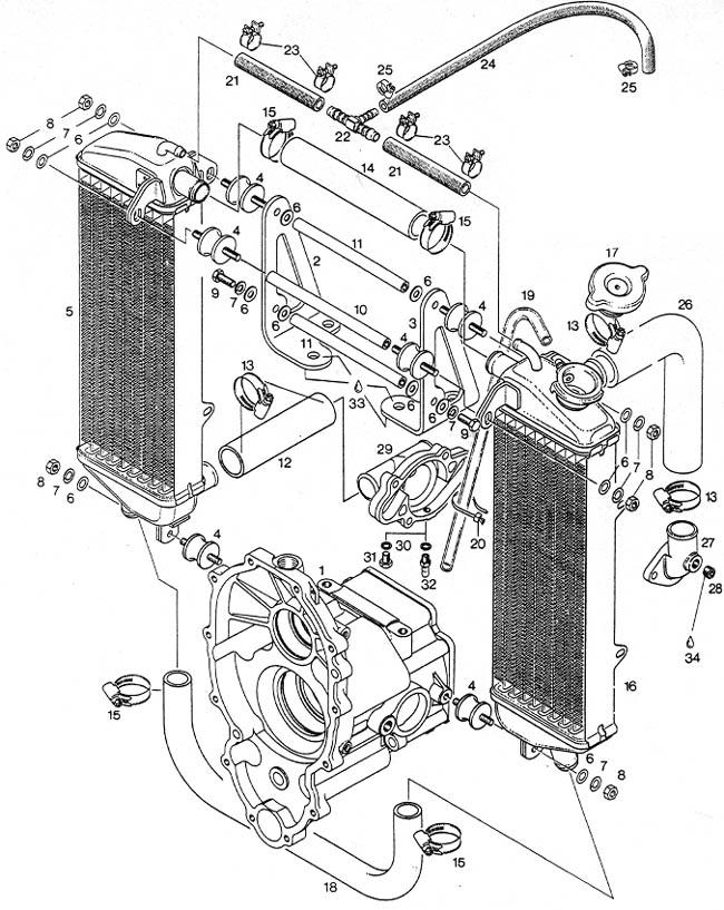 Radiator Drawing at GetDrawings Free for personal use Radiator