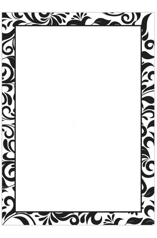 Border Vector at GetDrawings Free for personal use Border