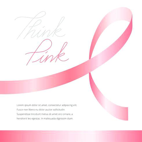 Breast Cancer Ribbon Vector Free Download at GetDrawings Free