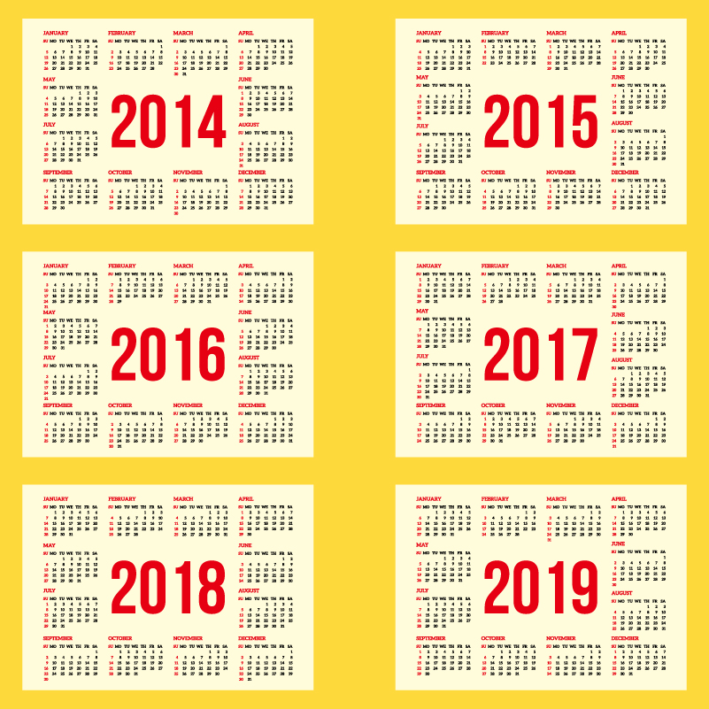 Calendar 2017 Vector Free Download At GetDrawings Free Forcalendar