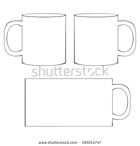Coffee Mug Vector at GetDrawings Free for personal use Coffee