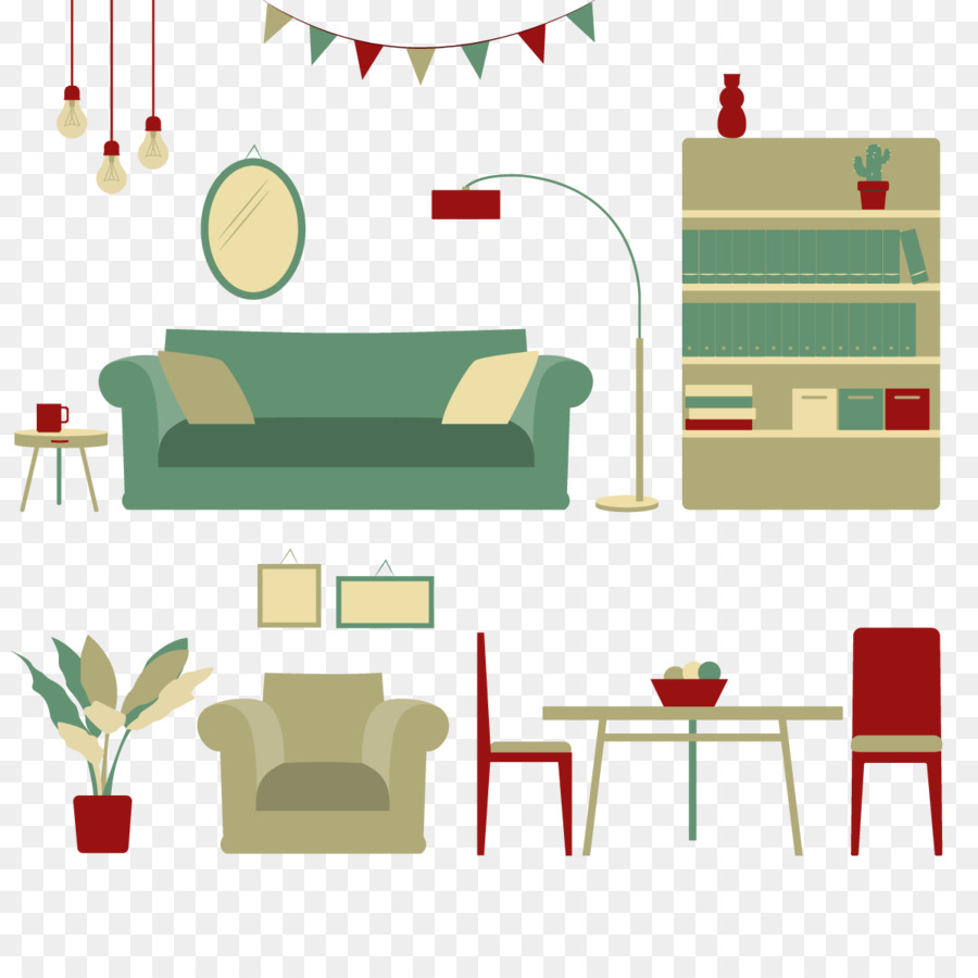 Sofa Set Vector Free Download Living Room Vector At Getdrawings Free For Personal Use