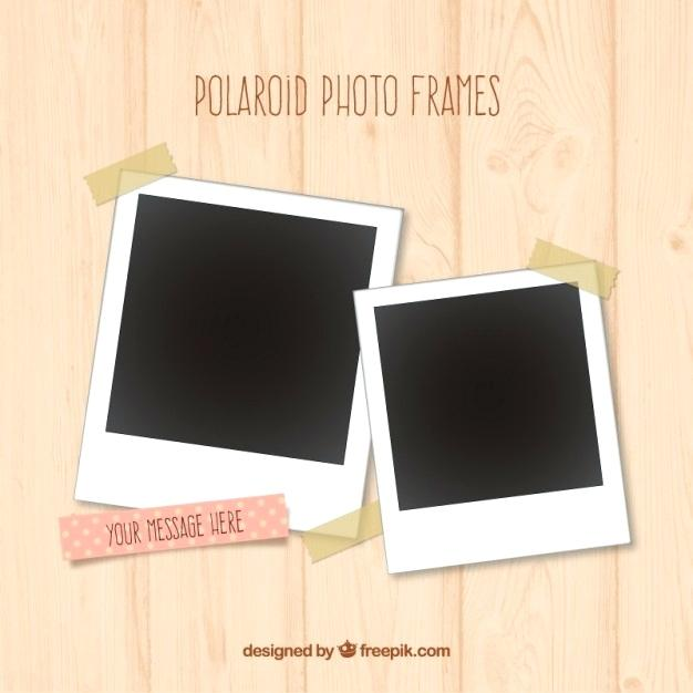 Polaroid Frame Vector at GetDrawings Free for personal use