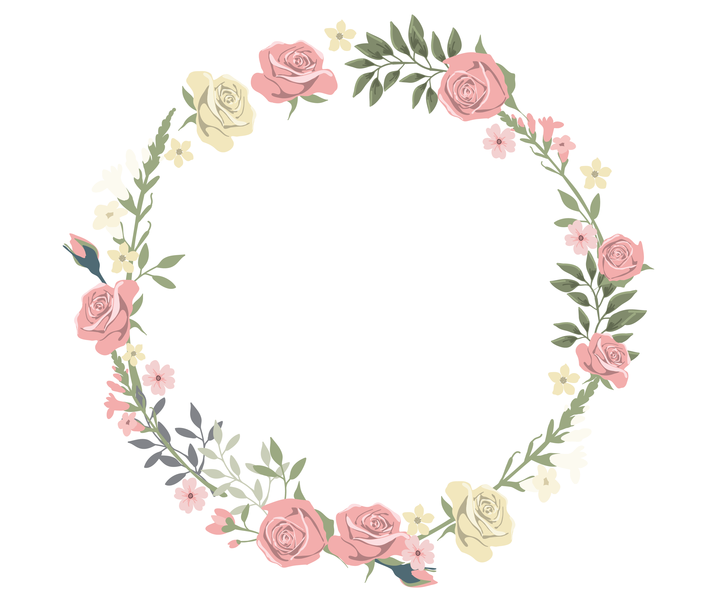 Rustic Picture Frames Png Rustic Flower Vector At Getdrawings Free For Personal Use