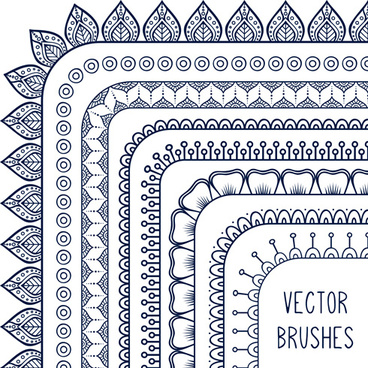 scroll border designs - Pinarkubkireklamowe