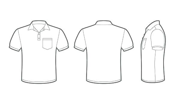 Shirt Vector Template at GetDrawings Free for personal use