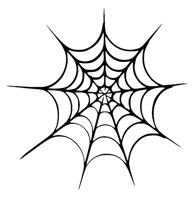 Spiderman Web Vector at GetDrawings Free for personal use