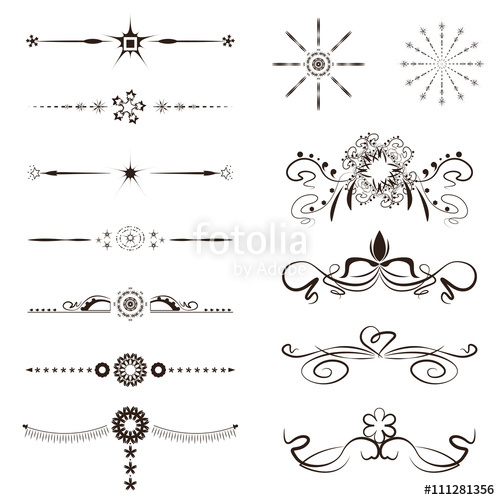 Swirl Border Vector at GetDrawings Free for personal use Swirl