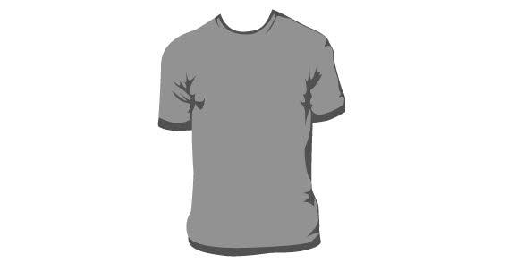 T Shirt Template Vector at GetDrawings Free for personal use T