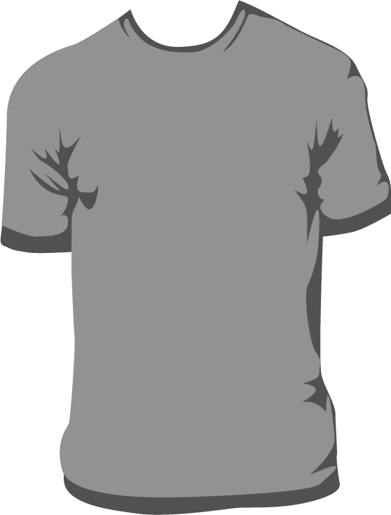 Tee Shirt Vector at GetDrawings Free for personal use Tee
