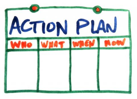 4 Simple Steps for Creating Your Strategic Marketing Action Plan