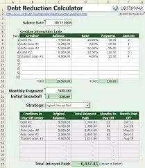 10+ Debt Calculator uspensky-irkutsk.ru