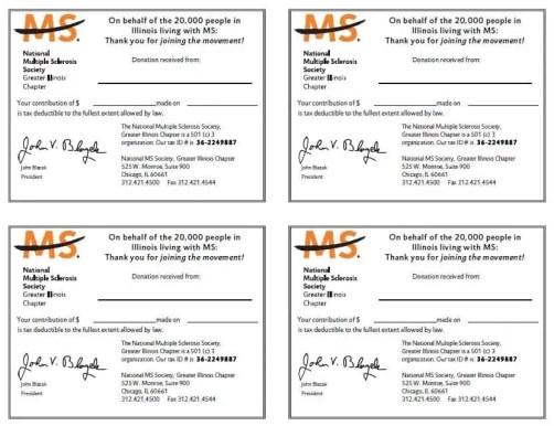 tax donation receipt Template 222