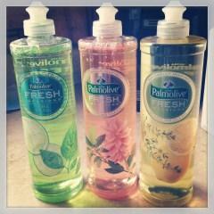 Palmolive Fresh Fusions