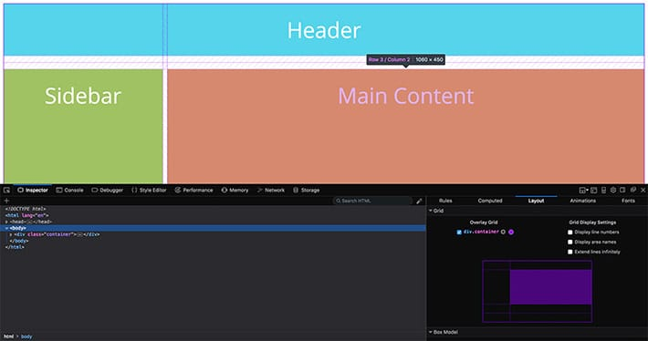 How to create a simple layout with CSS Grid Layouts Layout