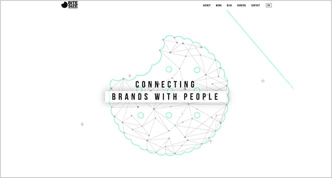 30 awesome agency websites Layout