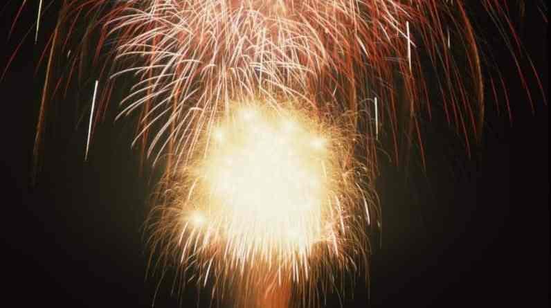 Kure Fireworks Festival