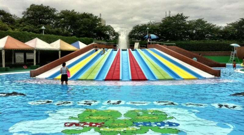 family pool hiroshima
