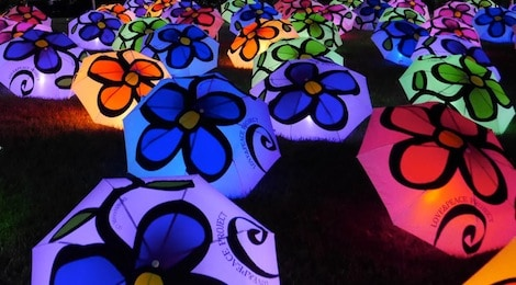 Hiroshima Art Project 311 by MireyHIROKI