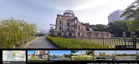 A-bomb-Dome-on-Google-Street-View