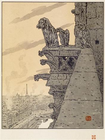 De Notre Dame, Henri Riviere