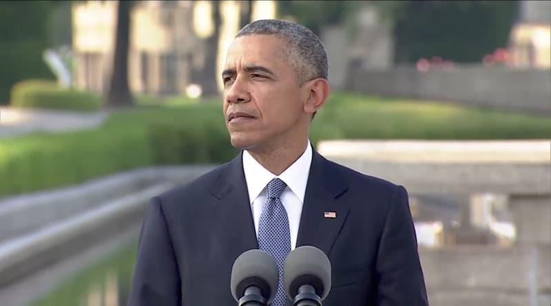 Obama's Historic Hiroshima Speech In Full
