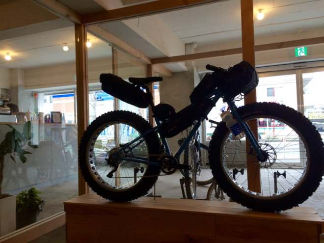 Cycle Shop Grumpy - fat bikes