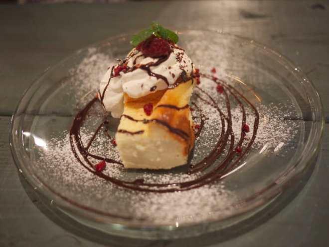 Kitchenette dessert