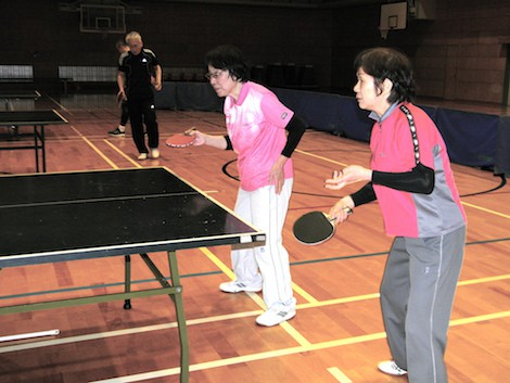 Hiroshima Tribes: Table Tennis