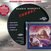 Herbie Hancock - Thrust (1974) [Audio Fidelity 2016] {SACD-R + FLAC 24-88.2}