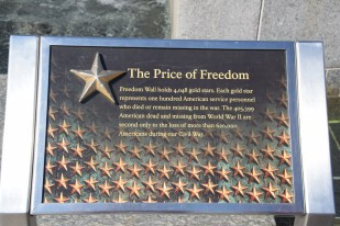The PRoce of Freedom